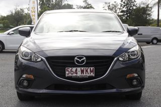 2015 Mazda 3 BM5278 Maxx SKYACTIV-Drive Grey 6 Speed Sports Automatic Sedan