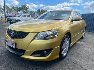 2007 Toyota Aurion GSV40R Sportivo SX6 Gold 6 Speed Sports Automatic Sedan