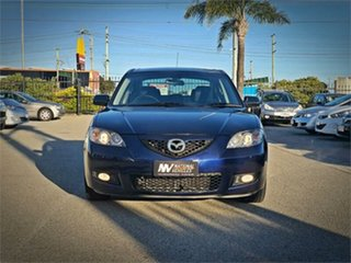2009 Mazda 3 BK10F2 Maxx Sport Blue Sports Automatic Sedan.
