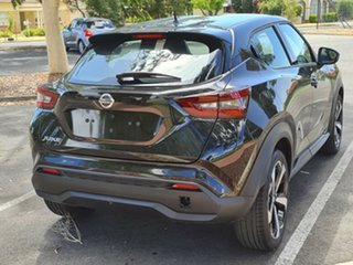 2020 Nissan Juke F16 ST-L DCT 2WD Pearl Black 7 Speed Sports Automatic Dual Clutch Hatchback.