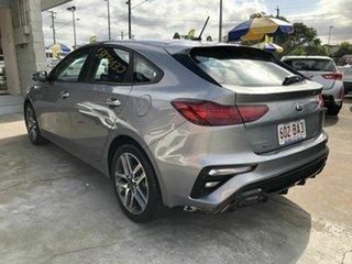 2018 Kia Cerato BD MY19 Sport Grey 6 Speed Sports Automatic Hatchback.