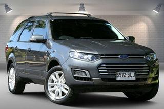 2016 Ford Territory SZ MkII TS Seq Sport Shift Grey 6 Speed Sports Automatic Wagon.