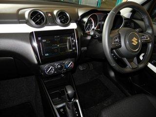 2020 Suzuki Swift AZ Series II GL Navi (Qld) White Continuous Variable Hatchback