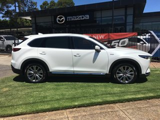 2020 Mazda CX-9 TC 100th Anniversary SKYACTIV-Drive i-ACTIV AWD White Pearl 6 Speed Sports Automatic.