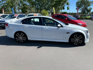 2013 Holden Commodore VE II MY12.5 SV6 Z Series White 6 Speed Sports Automatic Sedan