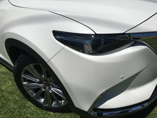 2020 Mazda CX-9 TC 100th Anniversary SKYACTIV-Drive i-ACTIV AWD White Pearl 6 Speed Sports Automatic.