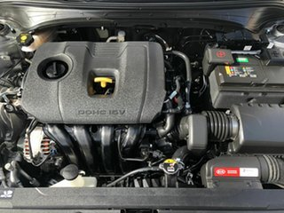 2018 Kia Cerato BD MY19 Sport Grey 6 Speed Sports Automatic Hatchback