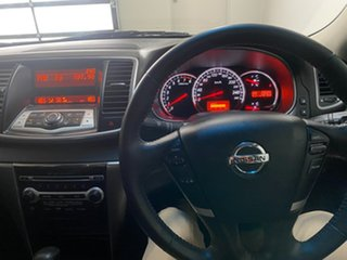 2011 Nissan Maxima J32 250 ST-L Silver Continuous Variable Sedan