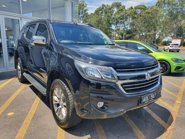 Used Holden Trailblazer RG MY17 LTZ Epsom, 2017 Holden Trailblazer RG MY17 LTZ Black 6 Speed Sports Automatic Wagon