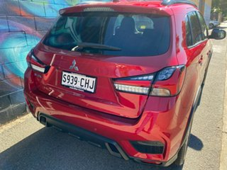 2020 Mitsubishi ASX XD MY21 LS 2WD Red Diamond 1 Speed Constant Variable Wagon