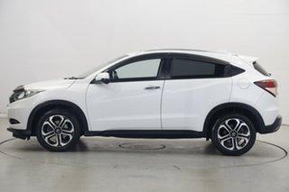 2017 Honda HR-V MY16 VTi-L White 1 Speed Constant Variable Hatchback.