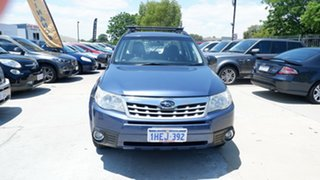 2012 Subaru Forester S3 MY12 XS AWD Blue 4 Speed Sports Automatic Wagon.