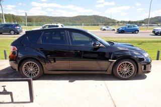 2013 Subaru Impreza G3 MY13 WRX AWD Black 5 Speed Manual Hatchback.