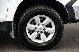 2017 Toyota Landcruiser Prado GDJ150R MY16 GX (4x4) Glacier White 6 Speed Automatic Wagon