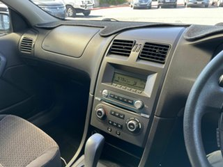 2004 Ford Falcon BA MkII Classic Red 4 Speed Auto Seq Sportshift Sedan