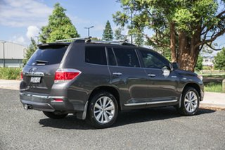 2012 Toyota Kluger GSU40R MY12 Grande 2WD Grey 5 Speed Sports Automatic Wagon
