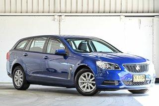 2017 Holden Commodore VF II MY17 Evoke Sportwagon Blue 6 Speed Sports Automatic Wagon.