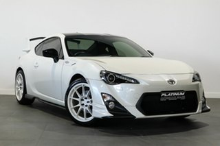 2015 Toyota 86 ZN6 GTS White 6 Speed Manual Coupe.