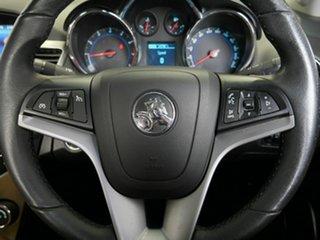 2013 Holden Cruze JH Series II MY14 SRi-V White 6 Speed Manual Sedan