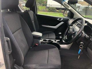 2013 Mazda BT-50 MY13 XTR (4x4) White 6 Speed Manual Freestyle Utility.