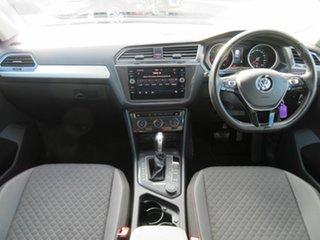 2018 Volkswagen Tiguan 5N MY18 132TSI DSG 4MOTION Comfortline Black 7 Speed