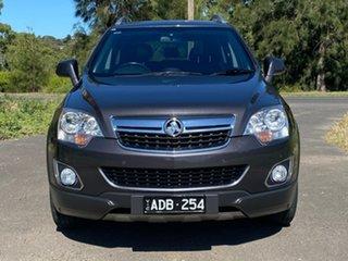 2014 Holden Captiva CG 5 LT Grey Sports Automatic Wagon.