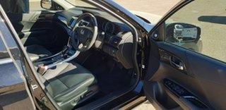 2016 Honda Accord 9th Gen MY16 VTi-L Black 5 Speed Sports Automatic Sedan