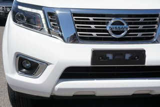 2019 Nissan Navara D23 S4 MY19 ST King Cab White 7 Speed Sports Automatic Utility
