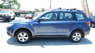 2012 Subaru Forester S3 MY12 XS AWD Blue 4 Speed Sports Automatic Wagon