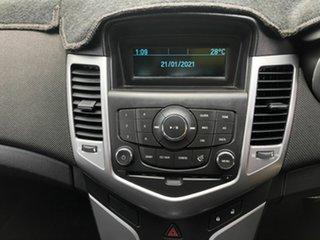 2012 Holden Cruze JH Series II MY12 CD Blue 6 Speed Sports Automatic Sedan