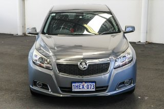 2013 Holden Malibu EM CDX Blue 6 Speed Automatic Sedan.