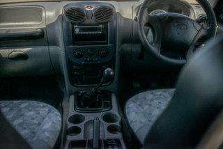 2007 Mahindra Pik-Up Bright Champagne 5 Speed Manual Dual Cab