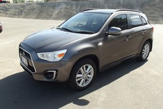 2013 Mitsubishi ASX XB MY13 Aspire Gold 6 Speed Sports Automatic Wagon.