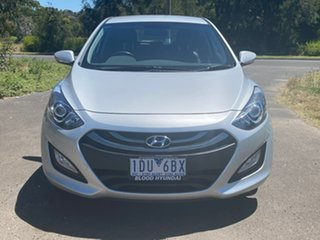 2014 Hyundai i30 GD2 SE Silver Sports Automatic Hatchback