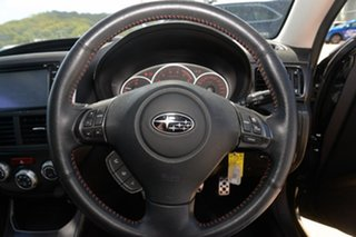 2013 Subaru Impreza G3 MY13 WRX AWD Black 5 Speed Manual Hatchback