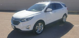 2018 Holden Equinox EQ MY18 LTZ FWD White 9 Speed Sports Automatic Wagon
