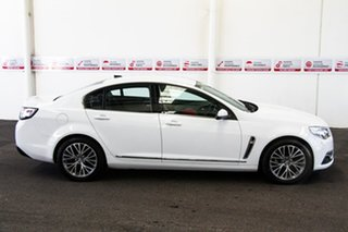 2016 Holden Calais VF II White 6 Speed Automatic Sedan