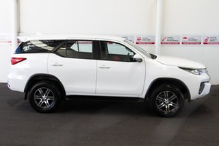 2019 Toyota Fortuner GUN156R GX Glacier White 6 Speed Automatic Wagon