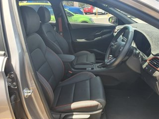 2019 Hyundai i30 PD.3 MY19 N Line D-CT Grey 7 Speed Sports Automatic Dual Clutch Hatchback