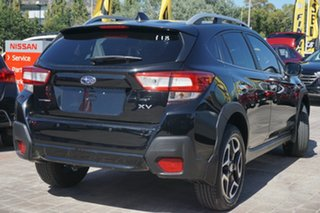 2017 Subaru XV G5X MY18 2.0i-S Lineartronic AWD Black 7 Speed Constant Variable Wagon