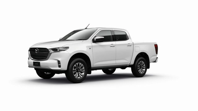 Demo Mazda BT-50 TFS40J XT Toowoomba, 2020 Mazda BT-50 TFS40J XT White 6 Speed Sports Automatic Utility