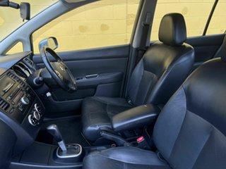 2012 Nissan Tiida C11 S4 TI Grey 4 Speed Automatic Hatchback