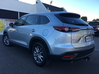 2017 Mazda CX-9 TC Touring SKYACTIV-Drive i-ACTIV AWD Billet Silver 6 Speed Sports Automatic Wagon