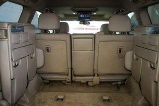 2013 Toyota Landcruiser VDJ200R MY13 Sahara (4x4) Glacier White 6 Speed Automatic Wagon