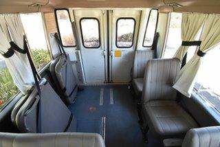 2001 Toyota Coaster White Passenger Bus 2WD