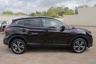 2018 Nissan Qashqai J11 Series 2 ST-L X-tronic Nightshade 1 Speed Constant Variable Wagon.