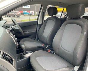 2013 Hyundai i20 PB Active White 4 Speed Automatic Hatchback