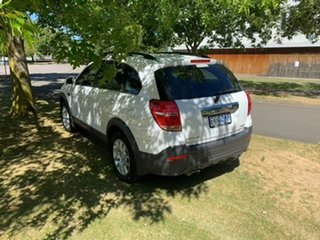 2016 Holden Captiva CG MY17 Active 2WD Summit White 6 Speed Sports Automatic Wagon
