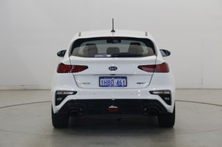 2020 Kia Cerato BD MY20 GT DCT Clear White 7 Speed Sports Automatic Dual Clutch Hatchback