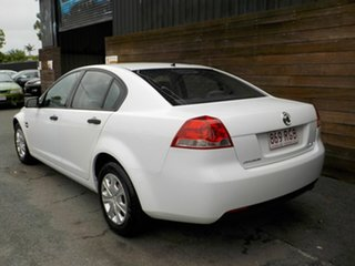 2008 Holden Commodore VE Omega White 4 Speed Automatic Sedan